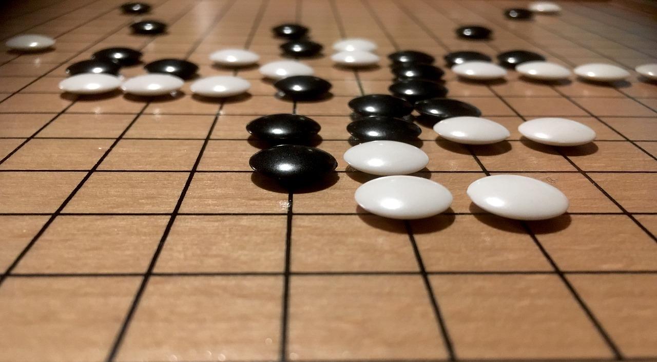 Go es un juego perfecto para trabajar el pensamiento computacional