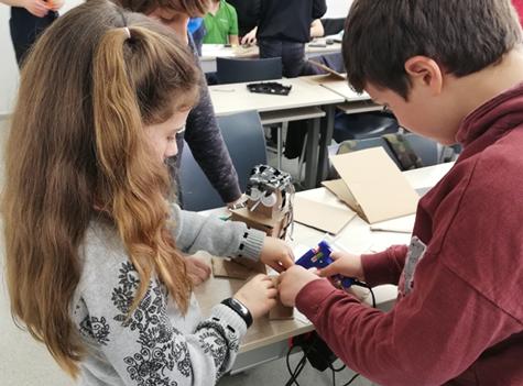 Educación STEAM: Introducción del pensamiento computacional en las aulas