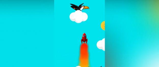 The Rocket's Dream, el primer videojuego del primer alumno de Codelearn