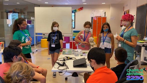Codelearn Sant Feliu gana el Tercer Premio del Bitbot Challenge 2020