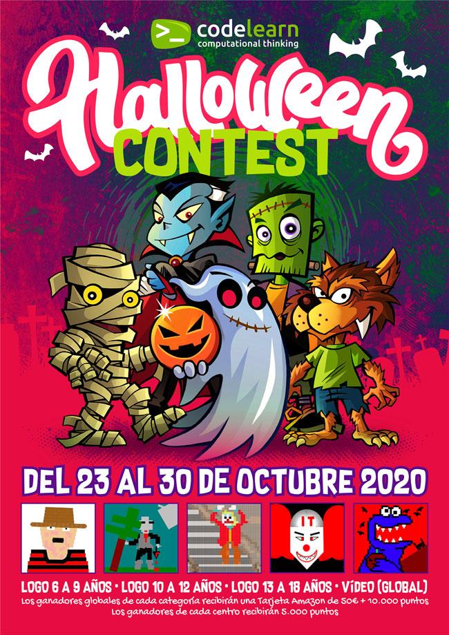 Concurso de Halloween 2020