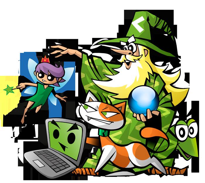 Les enfants apprenent à coder en suivant les aventures des personnages de Codelearn