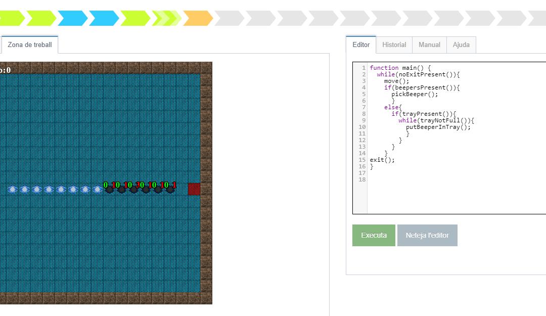 Codelearn en las aulas: programación y robótica en la escuela