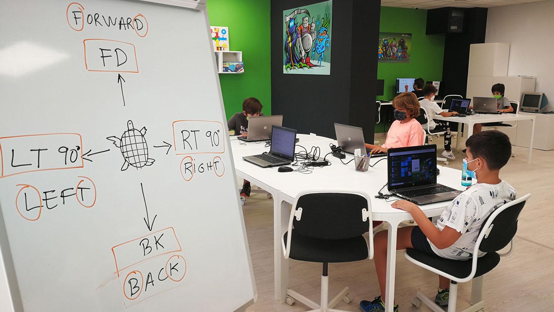 Escuela de programación para niños
